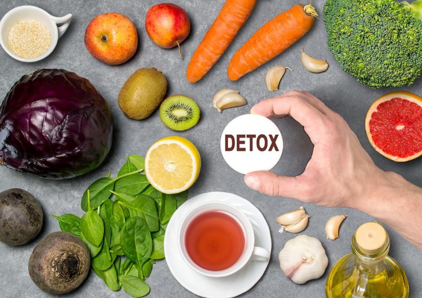 detoxination comment faire